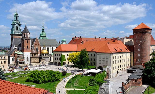 Krakow Wawel Castle