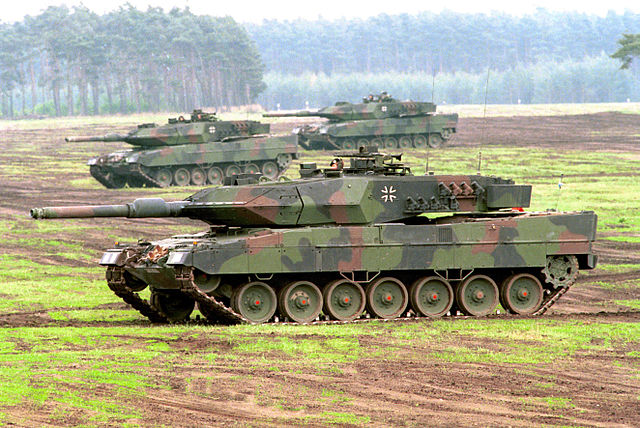 The Most Advanced Main Battle Tanks in The World