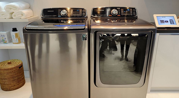 Samsung has to recall 2.8M washing machines after a number of faults